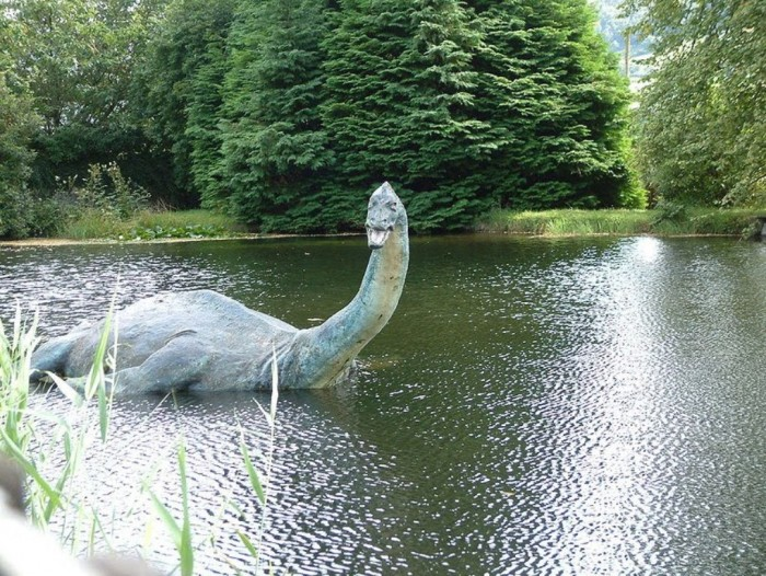 Loch-Ness-Monster Top 10 Biggest Weird Government Secrets that You Do Not Know
