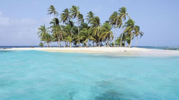 Los_Grillos_Islands_San_Blas_Archipelago_Panama Top 10 Greatest Countries to Retire