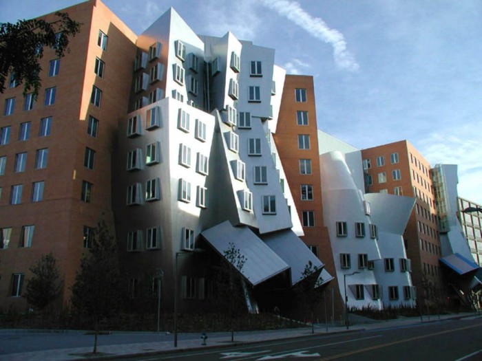 MIT_stata_center Top 10 Public & Private Engineering Colleges in the World
