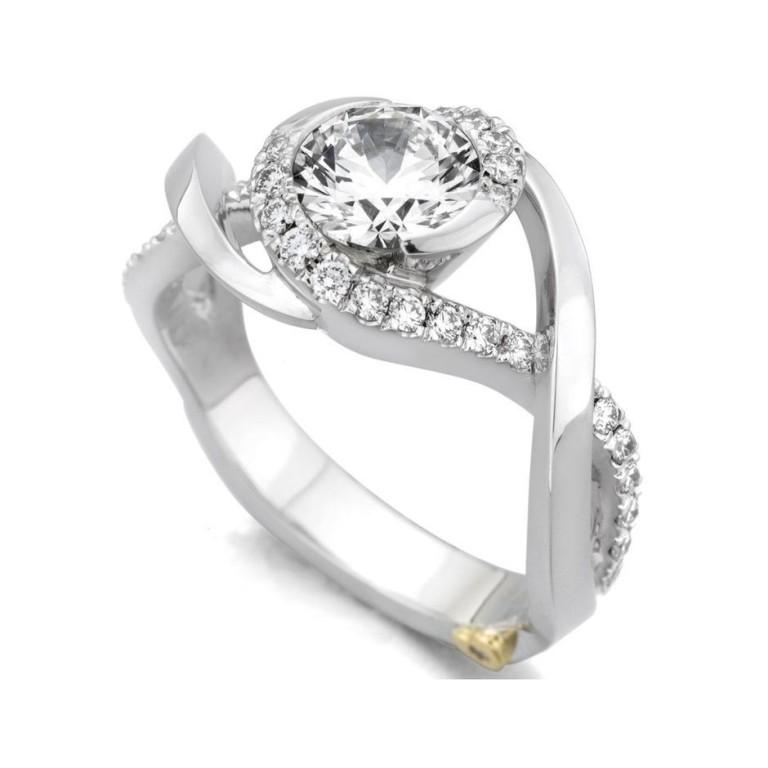 MWRTS2999 50 Unique Vintage Classic Diamond Engagement Rings