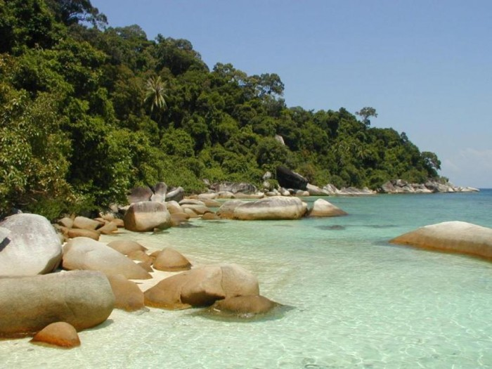 Malaysia-Perhentian-Islands Top 10 Greatest Countries to Retire