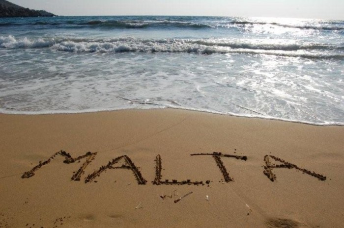 Malta-Sandy-Beach-2 Top 10 Greatest Countries to Retire