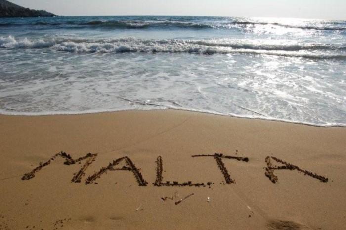 Malta-Sandy-Beach-2 Top 10 Greatest Countries to Retire