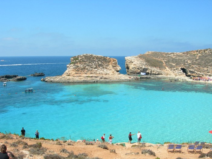 Malta-beach-image Top 10 Greatest Countries to Retire