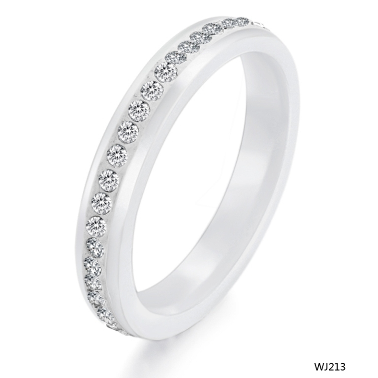 Min-order-10-mix-order-Fashion-jewellery-crystal-space-font-b-ceramic-b-font-girls-font 60 Unbelievable Ceramic Wedding Bands for Him & Her