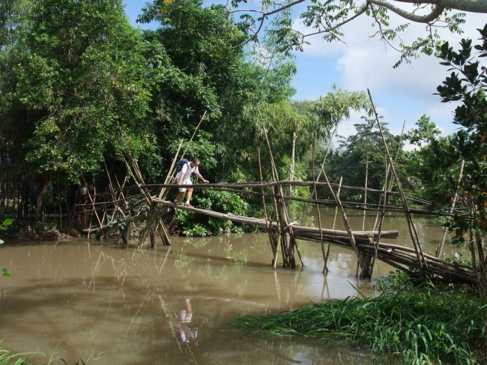 Monkey-Bridges-Vietnam1 The World's 15 Scariest Bridges that Will Freeze Your Heart