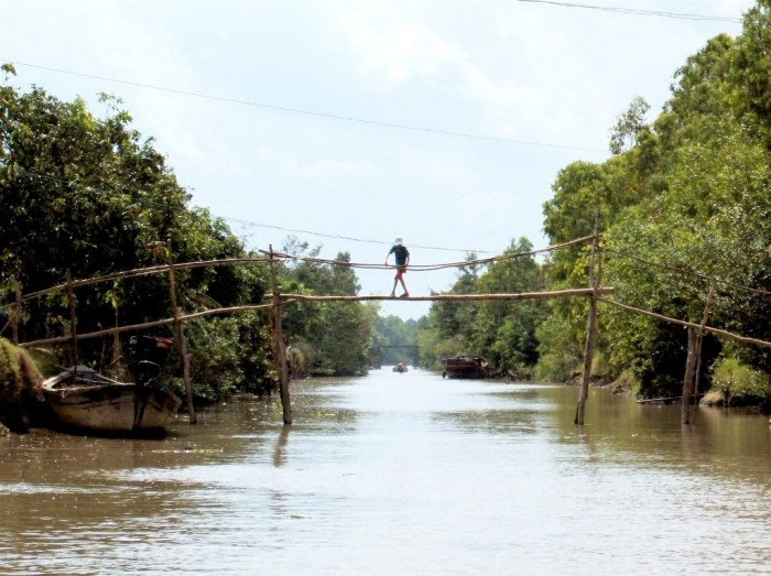 Monkey-Bridges The World's 15 Scariest Bridges that Will Freeze Your Heart