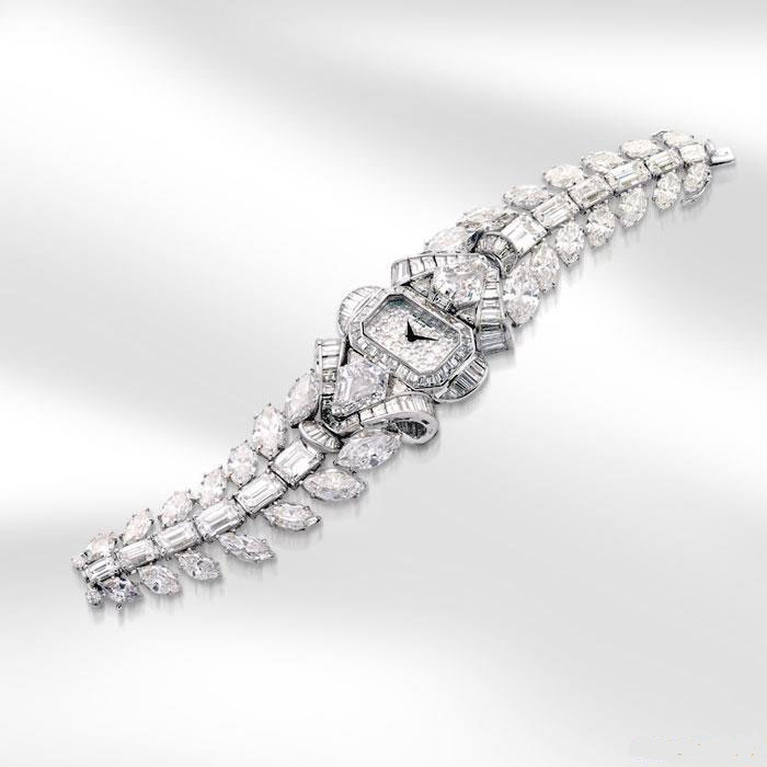Mouawad's-6.8m-Snow-White-Princess-Diamond-Watch 65 Most Expensive Diamond Watches in the World