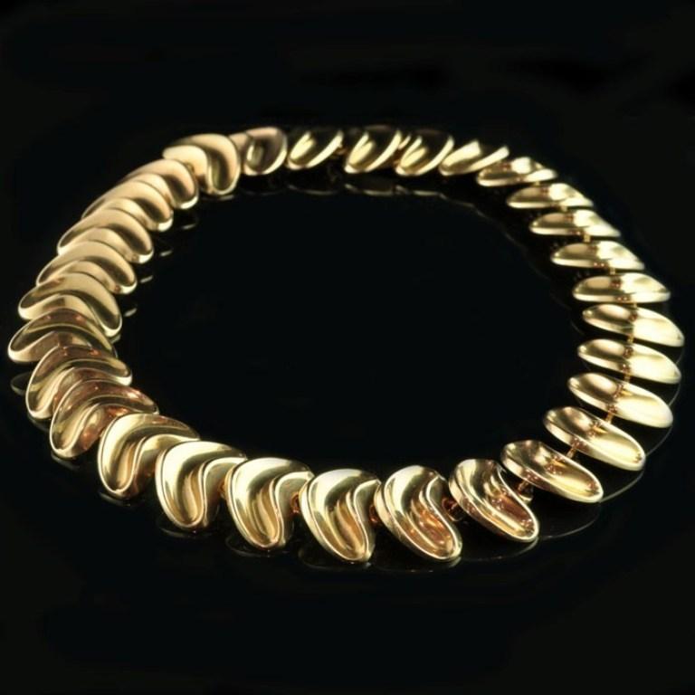NCK117667BM-1L 30 Non-traditional & Unusual Gold Necklaces