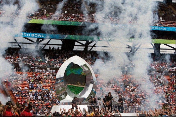 NFL-On-Location-Pro-Bowl-Hawaii-Aloha-Stadium-Concert-1 2014 Pro Bowl Will Be As If You Have Never Seen It Before