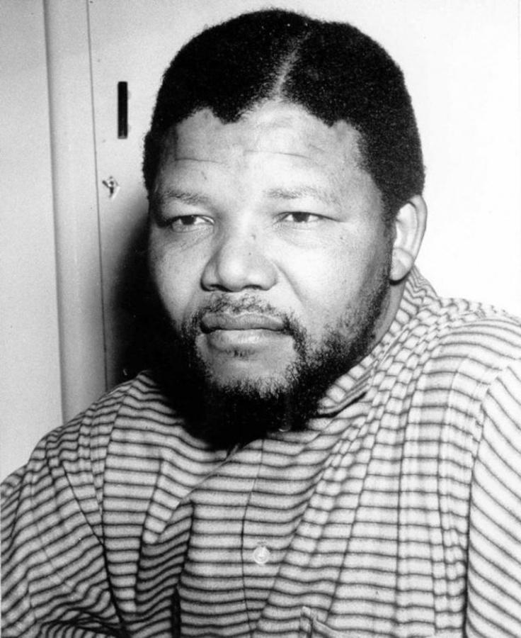 "Nelson-Mandela-1992717 The Anti-apartheid Icon "" Nelson Mandela "" Who Restored His People's Pride"