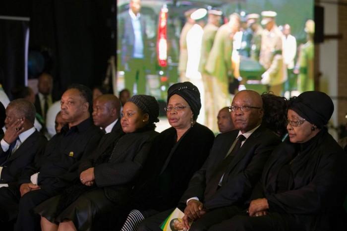 "Nelson-Mandela-Funeral-2928898 The Anti-apartheid Icon "" Nelson Mandela "" Who Restored His People's Pride"