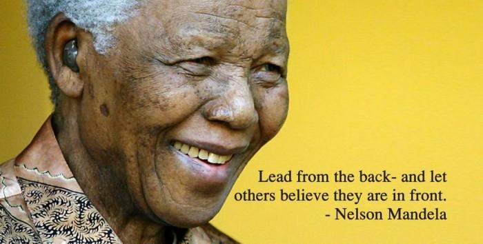 "Nelson-Mandela-Quotes-Pics The Anti-apartheid Icon "" Nelson Mandela "" Who Restored His People's Pride"