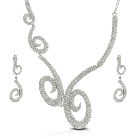Nice-Silver-design-necklace-3-475x475 How To Choose The Right Necklace For Your Dress?