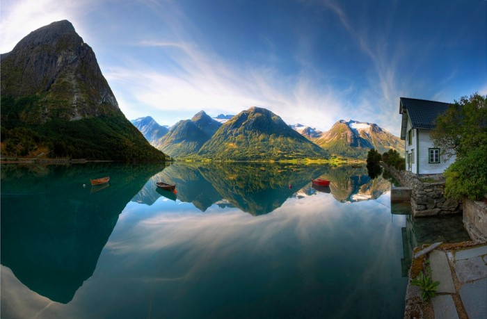 Norway_102_by_lonelywolf2 Top 10 Best Quality of Life Countries