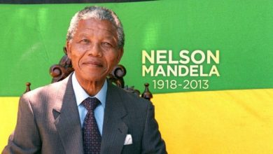 "Photo of The Anti-apartheid Icon "" Nelson Mandela "" Who Restored His People's Pride"