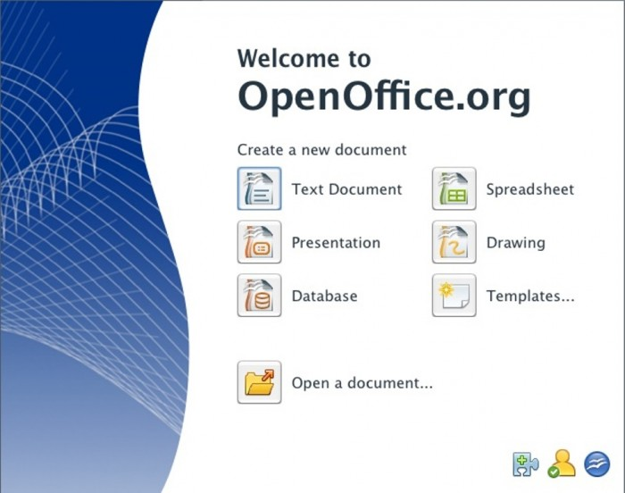OpenOffice3BetaMenu1 Top 10 Business Software Programs