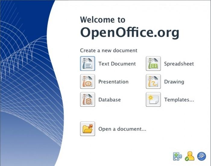 OpenOffice3BetaMenu1 Top 10 Business Software Programs
