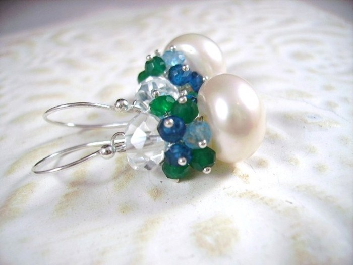 PICT0002-3 65 Fabulous & Stunning Handmade Beaded Gemstone Jewelries