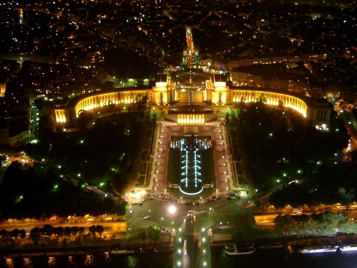 Paris-Night-City-Wallpaper Top 10 Best Countries to Visit in Europe 2019