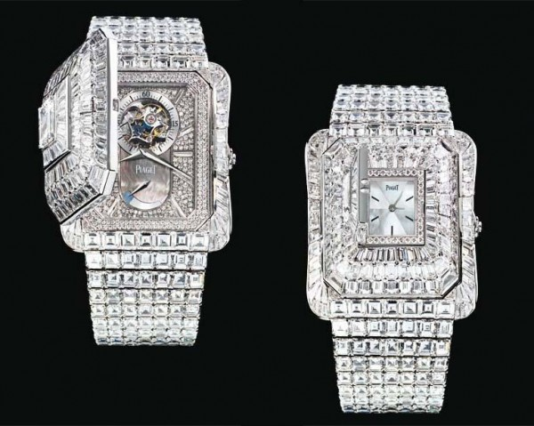 Piaget-Emperador-Temple 65 Most Expensive Diamond Watches in the World