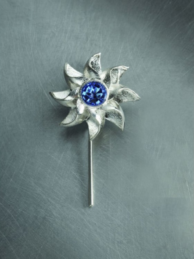 Pinwheel_lapel_pin Top 35 Elegant & Quality Lapel Pins