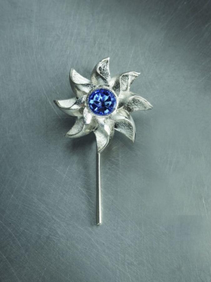 Pinwheel_lapel_pin Top 35 Elegant & Quality Lapel Pins