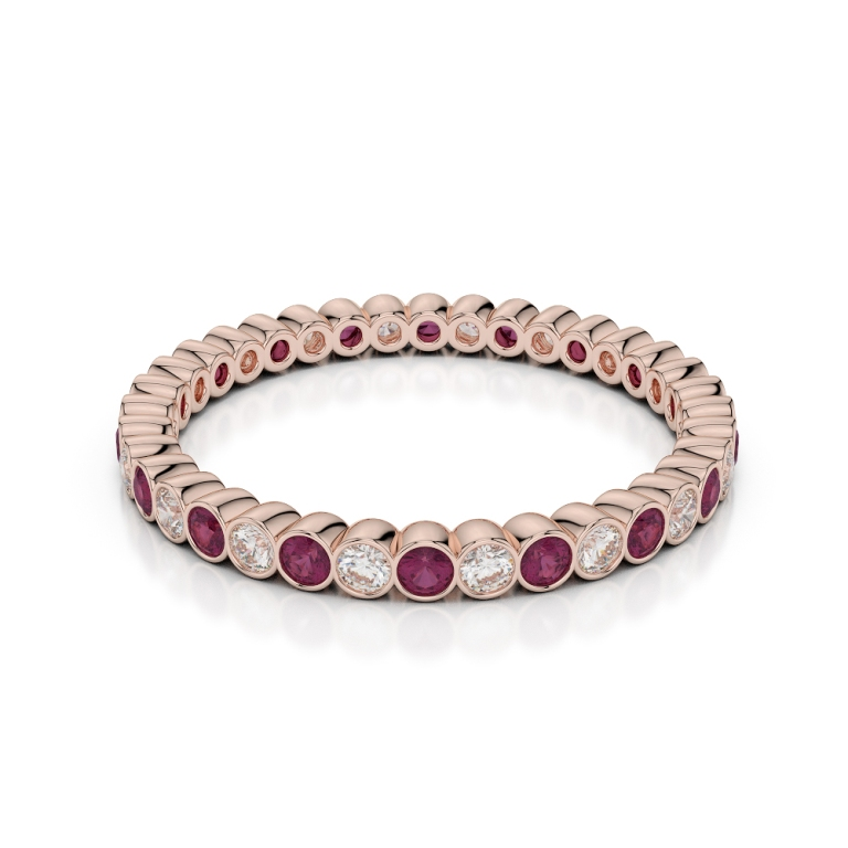 RGold_Ruby_Eternity_Ring_1098_2 55 Fascinating & Marvelous Ruby Eternity Rings