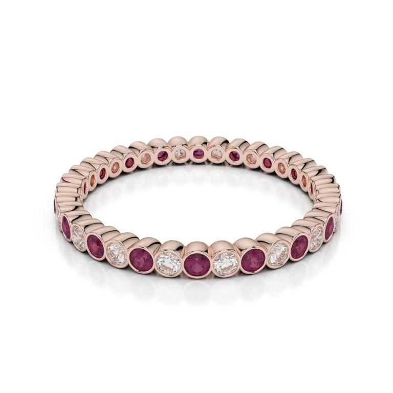 RGold_Ruby_Eternity_Ring_1098_2 55 Fascinating & Marvelous Ruby Eternity Rings