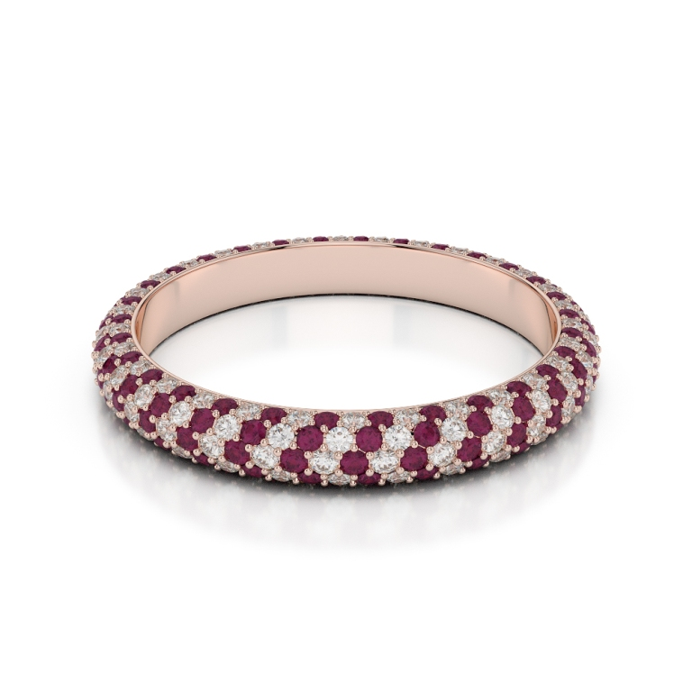 RGold_Ruby_Eternity_Ring_1115_2 55 Fascinating & Marvelous Ruby Eternity Rings