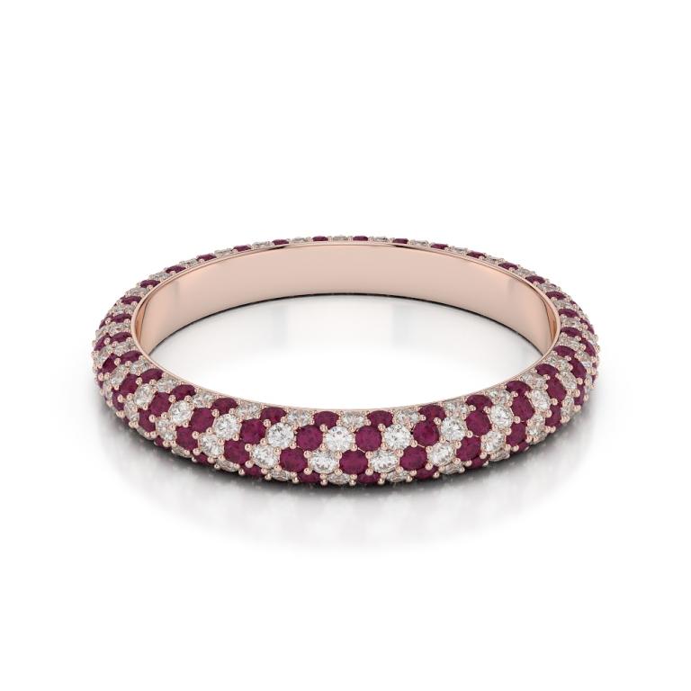 RGold_Ruby_Eternity_Ring_1115_2 55 Fascinating & Marvelous Ruby Eternity Rings
