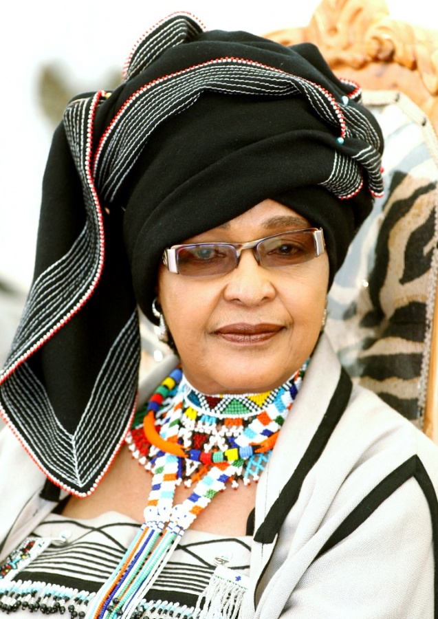 "Real-Winnie The Anti-apartheid Icon "" Nelson Mandela "" Who Restored His People's Pride"