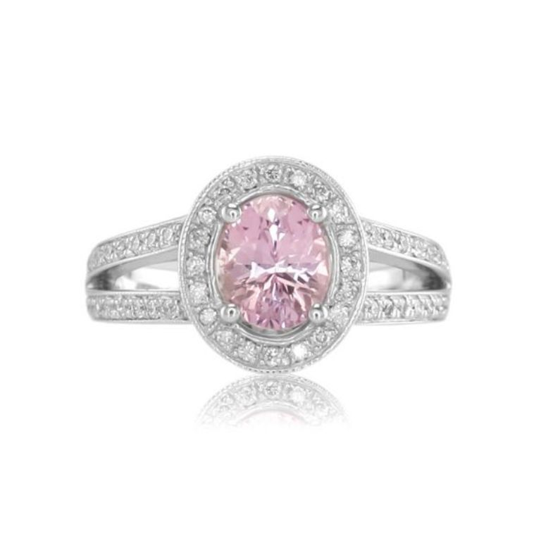 Ring_3 60 Magnificent & Breathtaking Colored Stone Engagement Rings