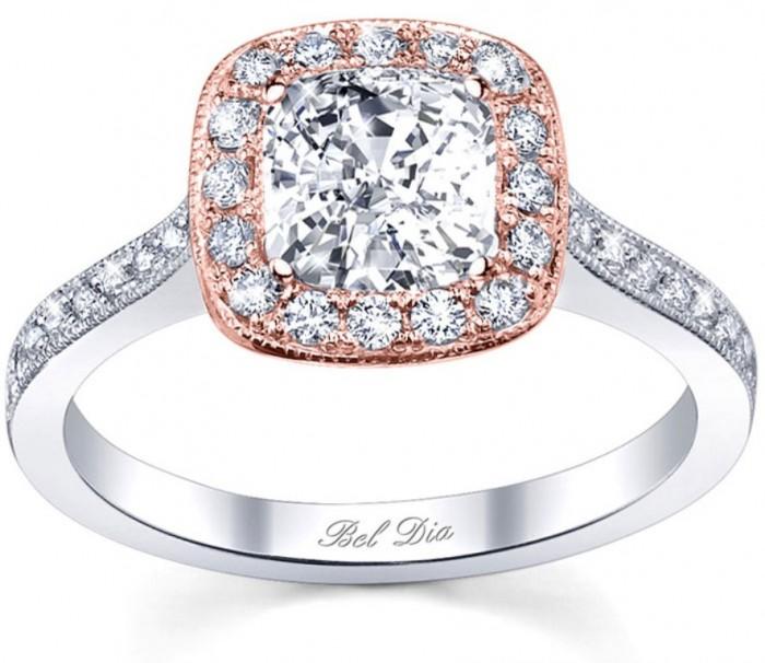 Rose-Gold-Engagement-Ring-Settings Top 70 Dazzling & Breathtaking Rose Gold Engagement Rings