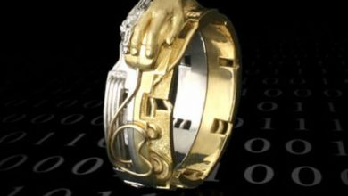 Photo of 40 Unique & Unusual Wedding Rings for Him & Her
