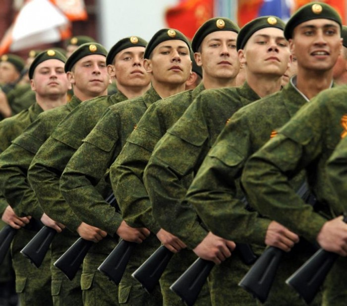 Russia1 Top 15 Highest Spending Governments on Their Military in the World
