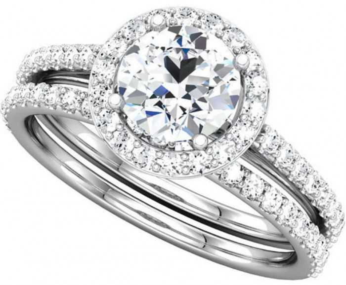 SLR-68873 35 Fascinating & Stunning Round Solitaire Engagement Rings