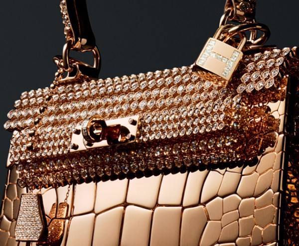 Sac-bijou_Hermes_Kelly2 69 Most Expensive Diamond Purses in The World