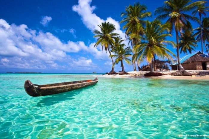 San_Blas_Panama Top 10 Greatest Countries to Retire