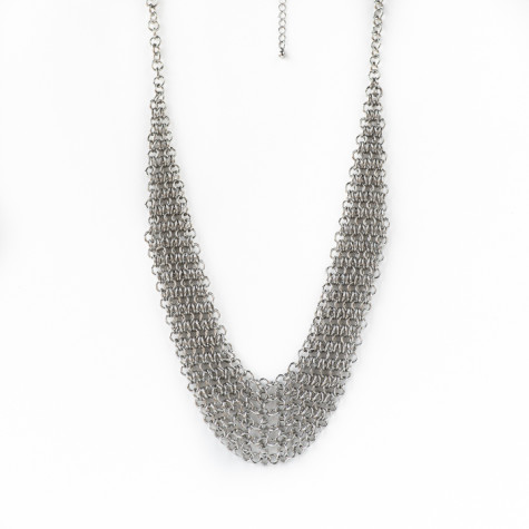 Shut_Up_I_Love_This_Birds_Of_A_Feather_Silver_Chain_Link_Necklace-475x475 How To Choose The Right Necklace For Your Dress?