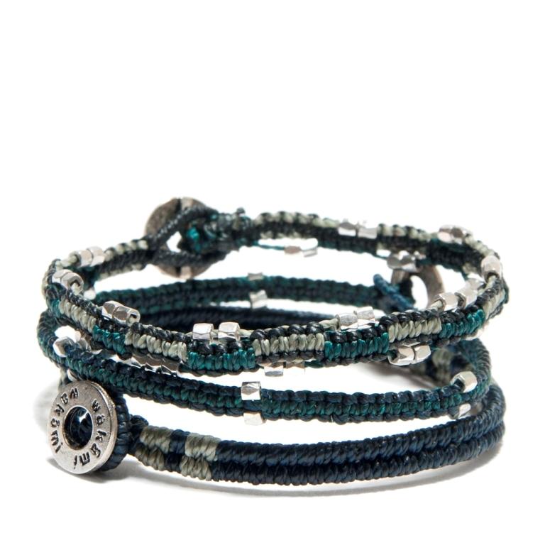 Slate_Unisex_Bracelet_Set 40 Elegant & Catchy Handmade Men's Jewelry