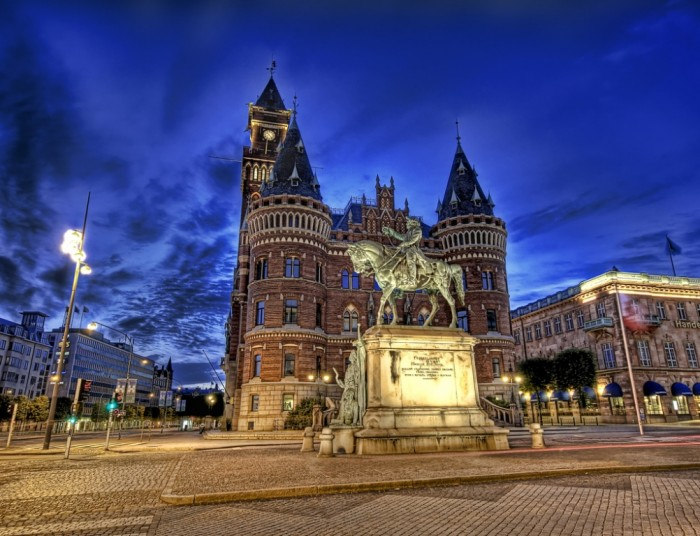 Sweden-nHelsingborg Top 10 Best Countries to Visit in Europe 2020