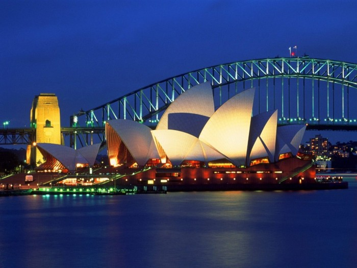 Sydney-Opera-House-Australia Top 10 Best Quality of Life Countries