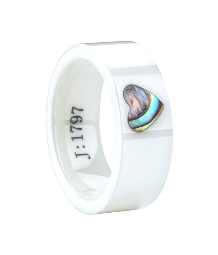 TCR1797_01ceramic_rings__33597_zoom 60 Unbelievable Ceramic Wedding Bands for Him & Her