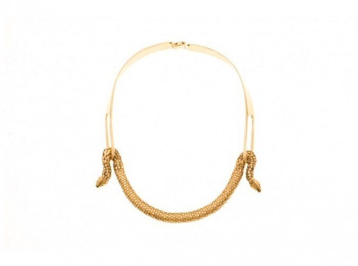 Tao-necklace-18K-Gold-plated 30 Non-traditional & Unusual Gold Necklaces