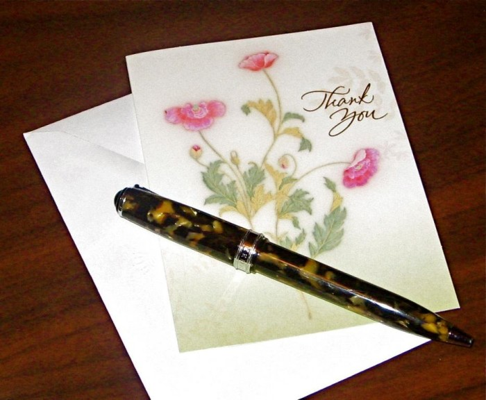 ThankYouCard 30 Amazing & Affordable Thank You Gift Ideas