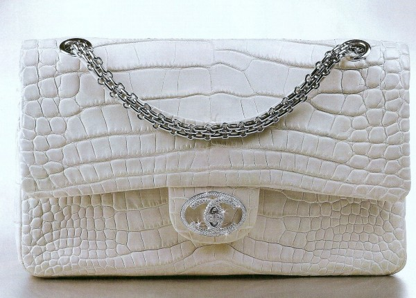 The-Chanel-Diamond-Forever-Classic-Handbag-261k 69 Most Expensive Diamond Purses in The World