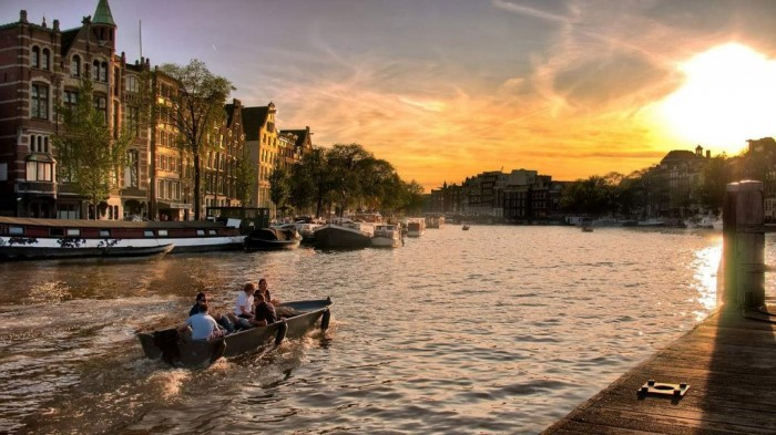 The-Netherlands-package_656_tourism-in-amsterdam-the-netherlands Top 25 Most Democratic Countries in the World