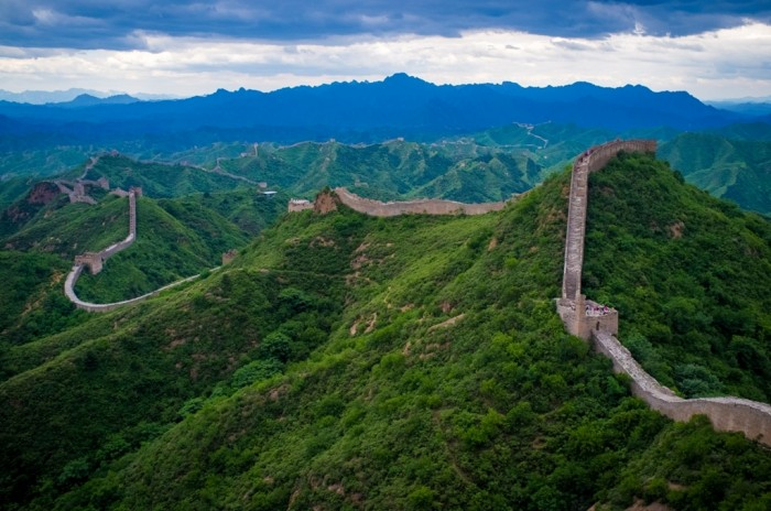 The_Great_Wall_of_China_at_Jinshanling Top 10 Most Powerful Countries in the World