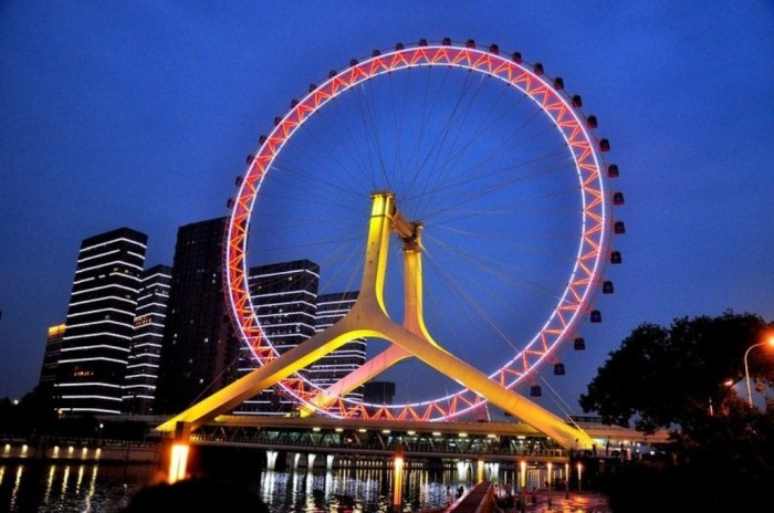 Tianjin-eye-22 Have You Ever Seen Breathtaking & Weird Bridges Like These Before?